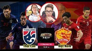King's Cup 2019 | Dự đoán tỉ số trận đấu Việt Nam vs Thái Lan, bạn thì sao?