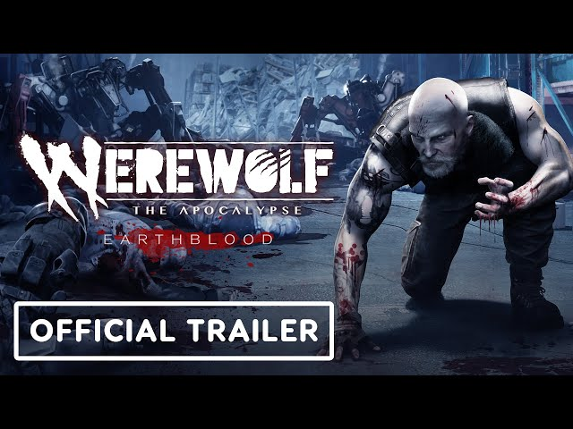 Werewolf: The Apocalypse - Earthblood - 3 Forms of Gameplay Trailer