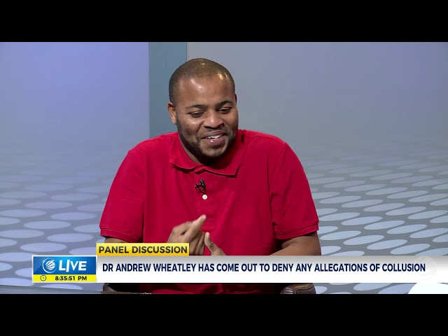 Dr. Andrew Wheatley Denies Any Allegations Of Collusion | Panel Discussion | CVMTV