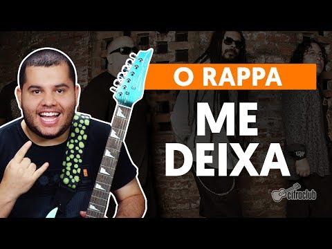 ME DEIXA - O Rappa (aula de guitarra)