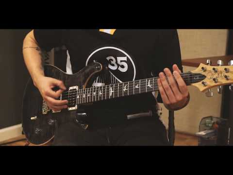 "I Prevail - ""Scars"" Guitar Playthrough"