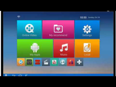 Android TV Box Factory Reset