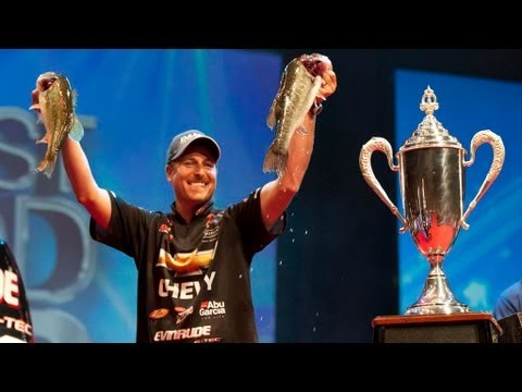Cup Insider - Day one: Forrest Wood Cup weigh-in