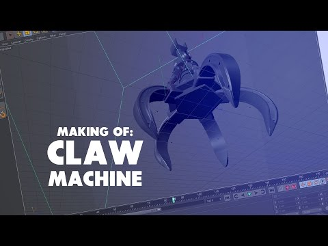 Making of Claw Machine