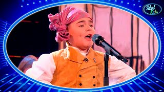 ASIER sigue representando a la JOTA de ARAGÓN en el escenario   Las Semifinales 1   Idol Kids 2020