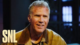 Host Will Ferrell Digs Up His SNL Buried Treasure