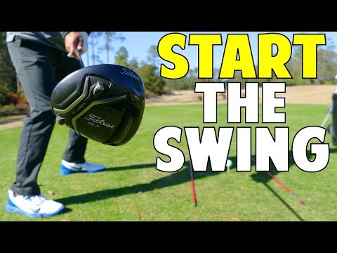 How To Start The Golf Swing