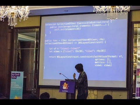 try! Swift India 2017 - Declarative Programming in Swift