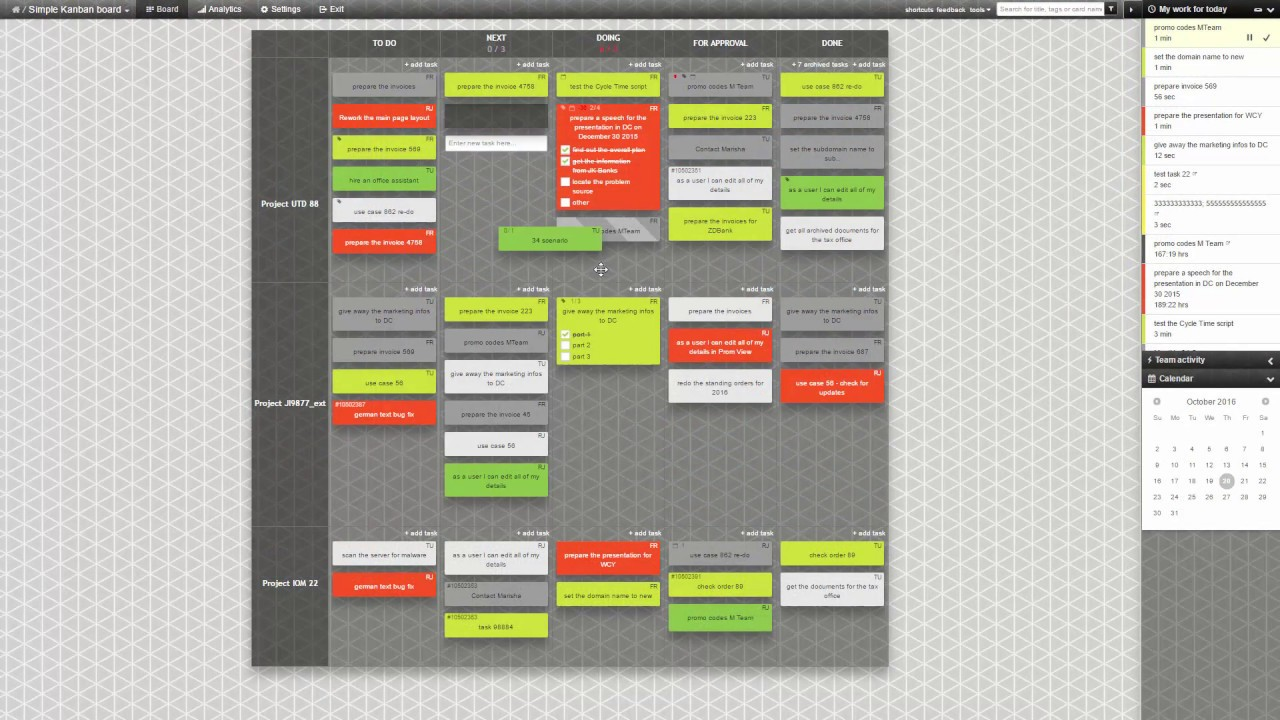 Kanban Tool - the Easy Way to Manage Projects