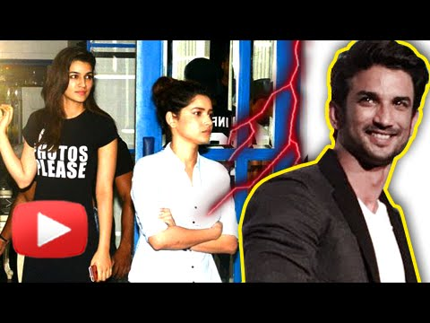 Thumbnail: Sushant Singh Rajput REACTS On His Breakup | MS Dhoni Trailer Launch