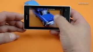 Смартфон Nokia Lumia 520