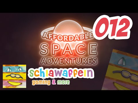 Affordable Space Adventures #012 - 3 Player - Co-Op - schlawaffeln [HD] [FACECAM] [GER]
