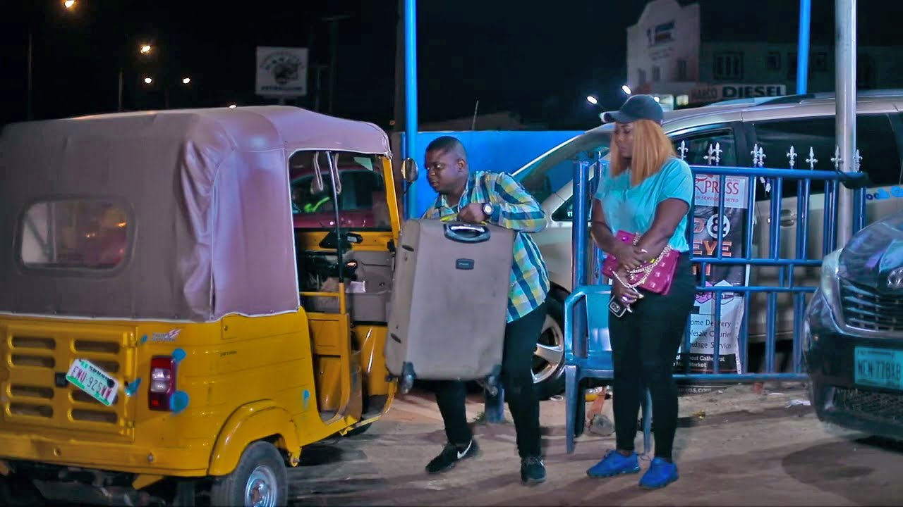 Download HOW I FELL MADLY IN LOVE WITH THE KEKE GUY THAT CAME TO PICK ME - 2020 LOVE MOVIES