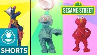 Sesame Street: Dancing Mashup