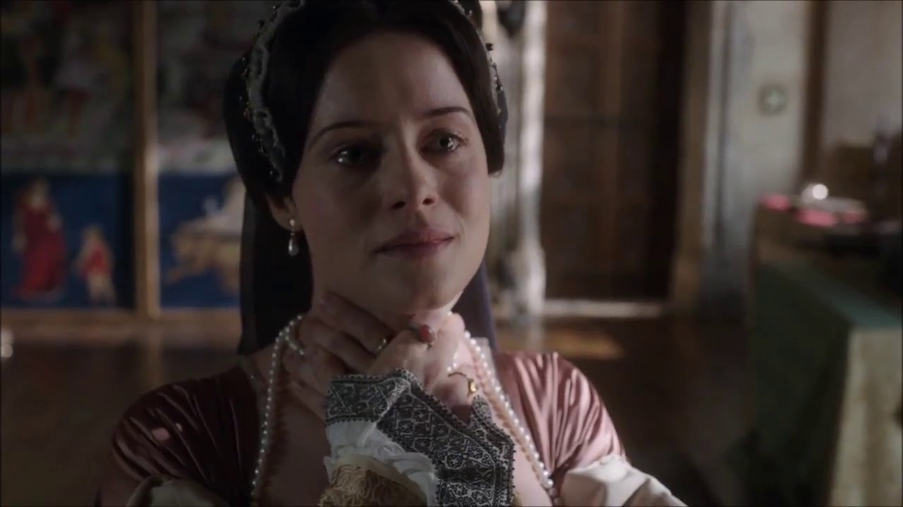 """Download Anne Boleyn's arrest and trial - """"Wolf Hall"""" - Claire Foy"""