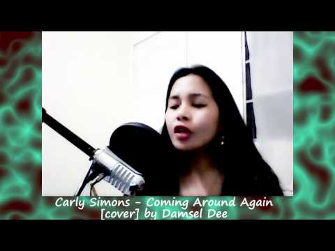 COMING AROUND AGAIN - Carly Simon [Instrumental/Karaoke cover] by Damsel Dee