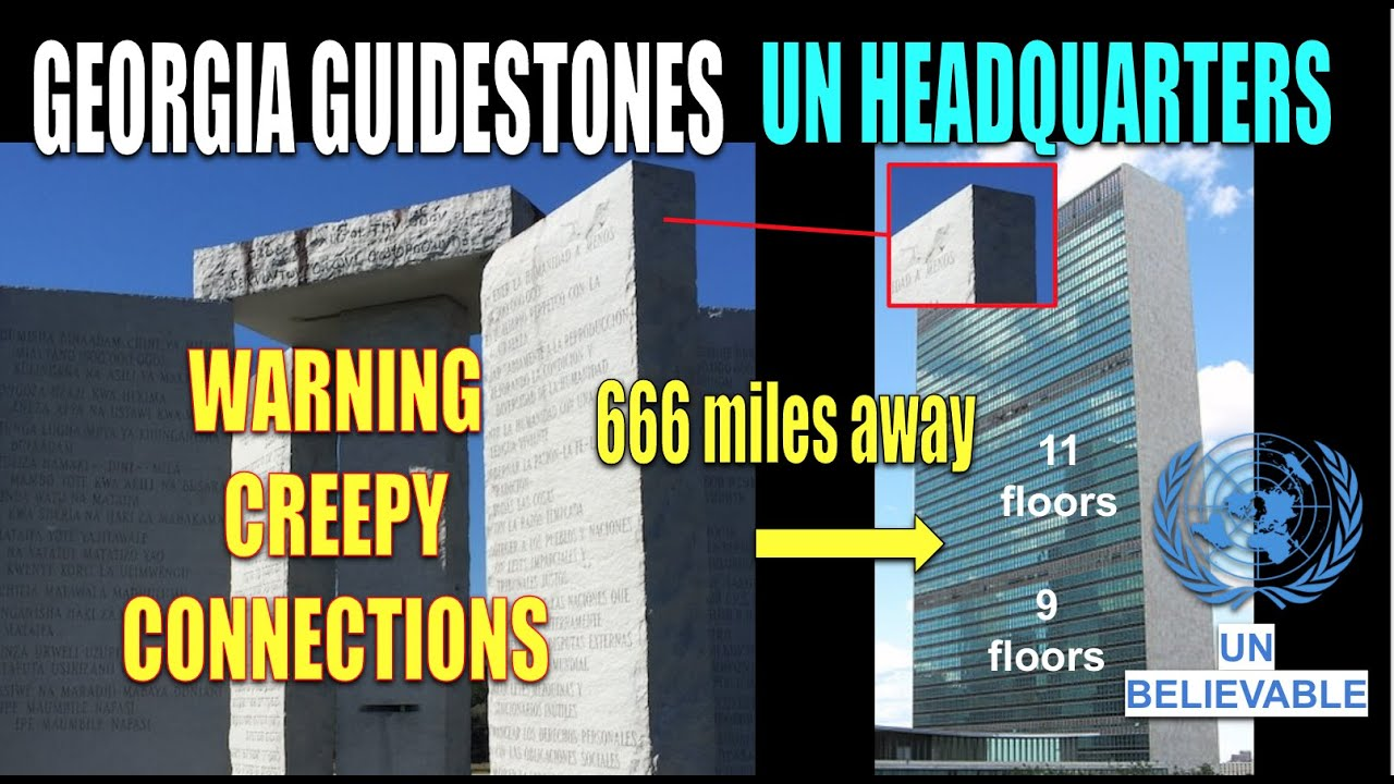 THE GEORGIA GUIDESTONE MYSTERY SOLVED?