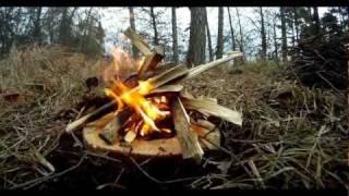 """Rozdělání ohně v mokrém lese - """"As a fire in wet woods"""""""