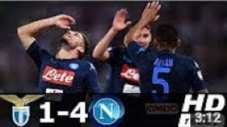 Download Video Lazio vs Napoli 1-4 Highlights & Goals - Serie A 20 Sep 2017 MP3 3GP MP4