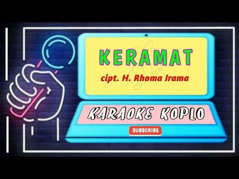 keramat-karaoke-koplo-dangdut-lawas-rhoma-irama-(full-hd-+-lirik)-no-vocal