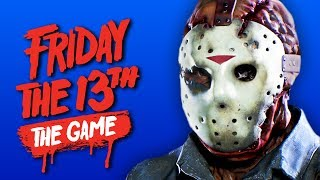NEW JASON! | Friday The 13th: Full Release (ft. H2O Delirious, MiniLadd, Ohm, Cartoonz, & Gorilla)