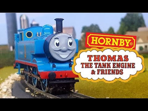 Hornby 1985 'RWS' Thomas the Tank Engine – HO/OO Model Train Review