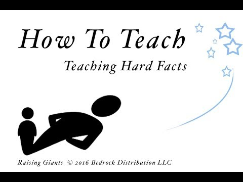 Games: Learning Hard Facts the Easy Way