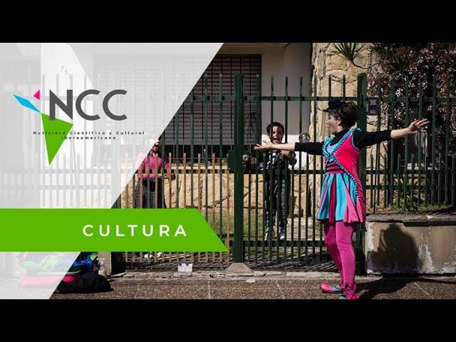 El circo llega a la puerta de tu casa; una iniciativa de artistas en Argentina