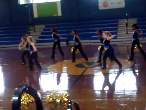 vernon middle school danceline youtube
