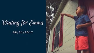 CARTER WAITS FOR EMMA