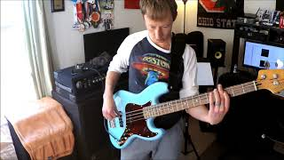 Squier Classic Vibe 60s Jazz Overview