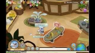Animal Jam: Rare Item Monday - Rare Hat And Beard