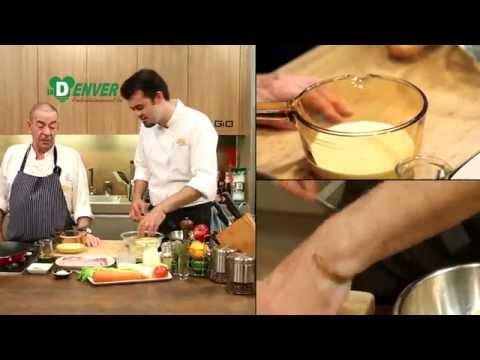 เชฟมือทอง (Chef Mue Thong) 18-07-15 เมนู: สเต็กหมูพอร์คช๊อปเสิร์ฟกับมันบด
