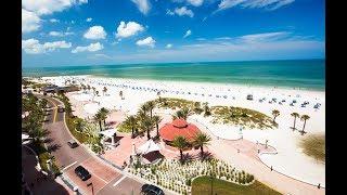 Clearwater, Florida, DJI Phantom 3 Drone 2017 4K