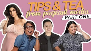 Pageant Interview Pet Peeves & Authenticity of Advocacies | Pageant Media Spills The Tea