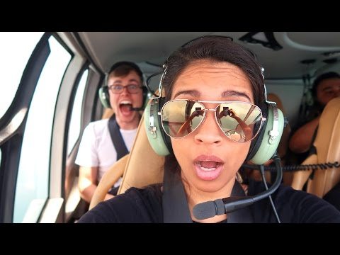 Thumbnail: The Time We Flew A Helicopter Across Dubai (Day 847)