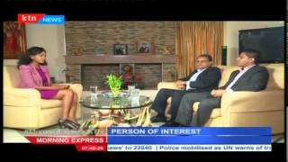 person of interest, The chandaria Famlly, 21st July 2015