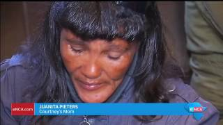 Zephany Nurse reaches out to Courtney Pieters's mother