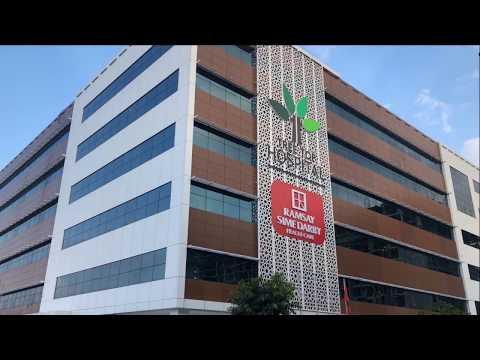Maldives, Tree Top Hospital