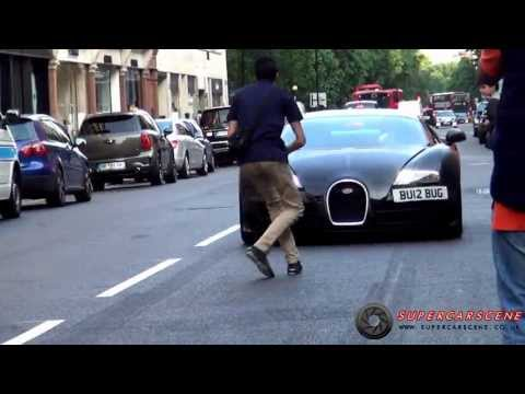 Selfish Photographer ANNOYS Bugatti Owner
