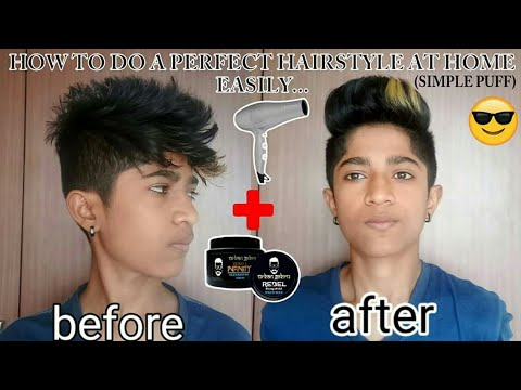 Best Hairstyle For Indian Boys Zero To Hero Inspired From Danish
