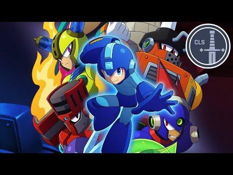 Mega Man 11 Review -- CLS Side Quest