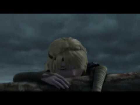 Иккинг и Астрид/Я научил тебя гореть