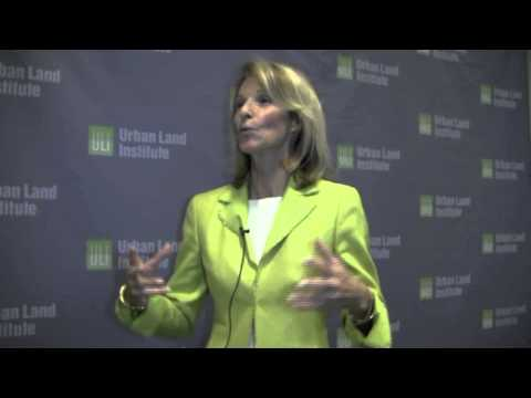 Creating Value with Urban Open Space:  Amanda Burden