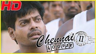 Chennai 600028 II full movie comedy scenes   Mirchi Shiva comedy scenes   Jai comedy & Premji comedy