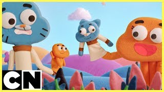 The Amazing World of Gumball | Part #4 | Waiting for Gumball
