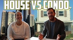 Difference Between Buying a House and a Condominium - Condo Buying Tips