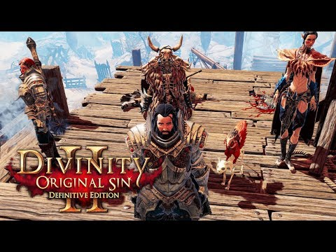 Divinity Original Sin 2: Definitive Edition - Um RPG De Verdade