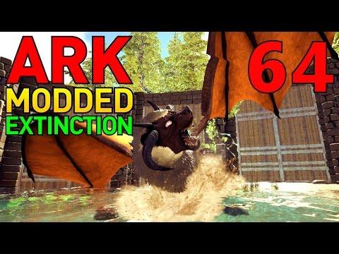 [64] Sacrifices For The Manticore! (ARK Extinction Core - ARK Modded Survival Multiplayer S4)