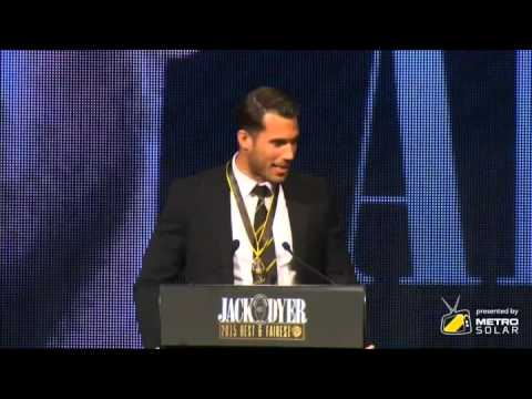 JDM 2015: Rance's speech